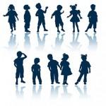 Children_Sillhouette2_