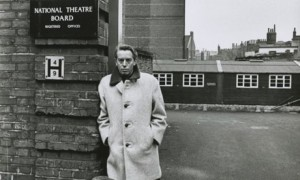 Theatre critic Kenneth Tynan in 1965