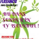 flashmob duyurusu