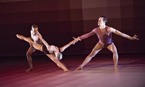Atomos by Wayne McGregor and Random Dance at Sadler's Wells