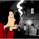eutt sigarali kadin