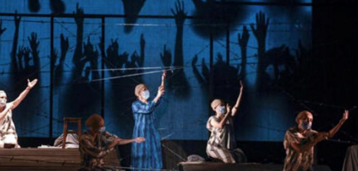 Romanya'da Yahudi Devlet Tiyatrosu'ndan Holokost Trajedisi