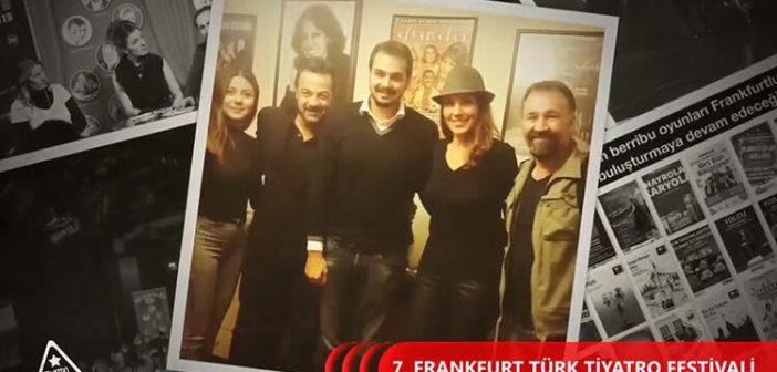 Frankfurt Türk Tiyatro Festivali Devam Ediyor