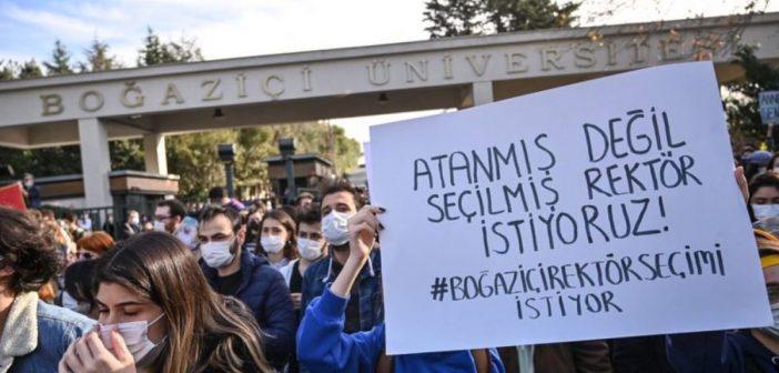 Sanat, Özgür Düşünce ve Boğaziçi Üniversitesi